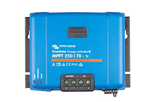 Victron SmartSolar MPPT Solar Charge Controller with Bluetooth – 250V 70A