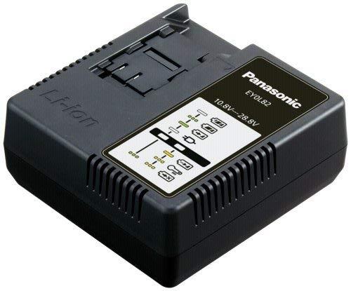 Panasonic Ladegerät für alle Li-Ionen Akkus EY0L82B