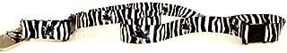 aminco NHL Mens Zebra Print Lanyard