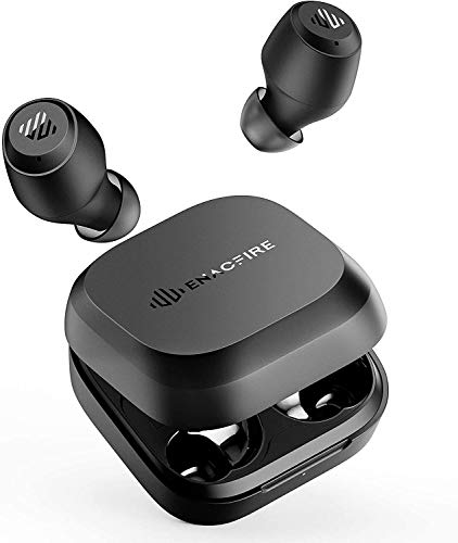 Wireless Earbuds, ENACFIRE Forte Bluetooth Earbuds in Ear Exquisite Audio , Waterproof IPX8 Bluetooth Earbuds, Lightweight Wireless Earphones, 42Hrs Type-C Dual Mic for Business Exercise