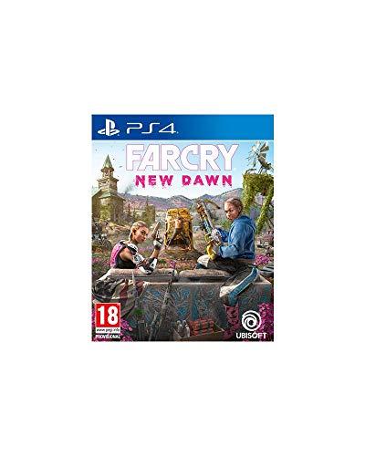Ubisoft Far Cry New Dawn vídeo - Juego (PlayStation 4, FPS (Disparos en primera persona), Modo multijugador, M (Maduro))