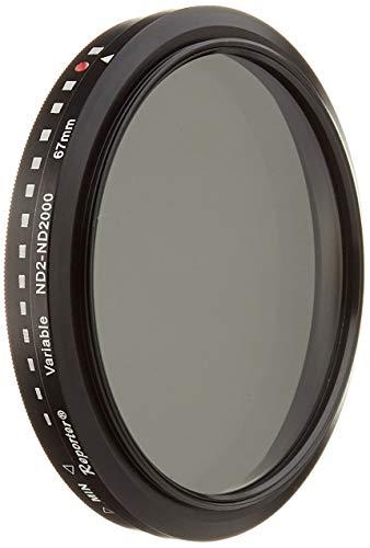 Filter ND 2-2000 1/11 Stop für Reflex, 67 mm