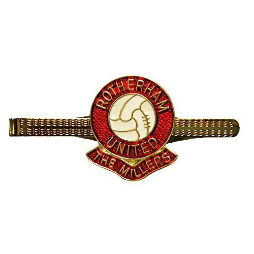 Knight Rotherham United football club tie pin