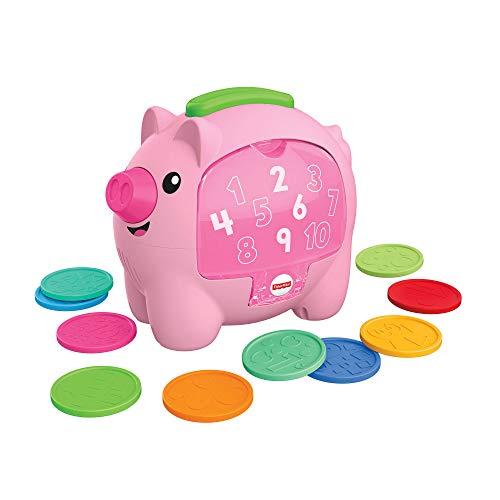 6 mois et plus FPP51 Fisher-Price la s/œur de Puppy Eveil Progressif jouet b/éb/é version anglaise peluche interactive