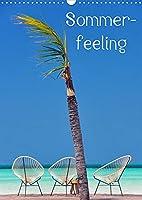 Sommerfeeling (Wandkalender 2022 DIN A3 hoch): Sommerfeeling - 13 traumhafte Kalenderfotos aus der Karibik, die Lust auf einen sofortigen Urlaub machen (Monatskalender, 14 Seiten )