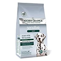 Grain free recipe excluding cereals and grains Ideal for dogs with sensitive skin and digestion Includes 22 Percent fresh ocean white fish Includes prebiotics, joint supplements and yucca extract Naturally hypoallergenic