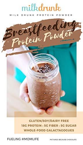 Milk Drunk - Chocolate Dairy Free Protein Powder