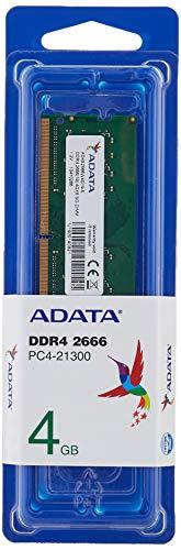 ADATA Premier DDR4 2666 260-Pin SO-DIMM Arbeitsspeicher (4 GB)