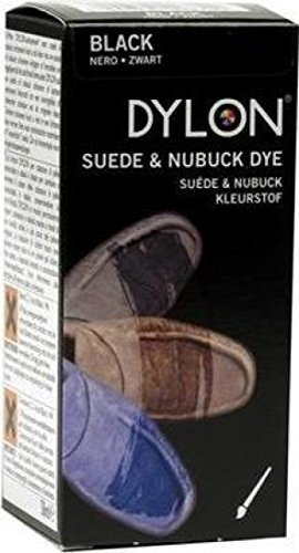 2 X Suede & Nubuck Shoe Dye - Dark Brown