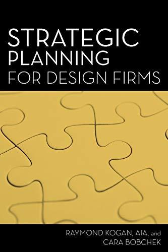Strategic Planning for Design Firms