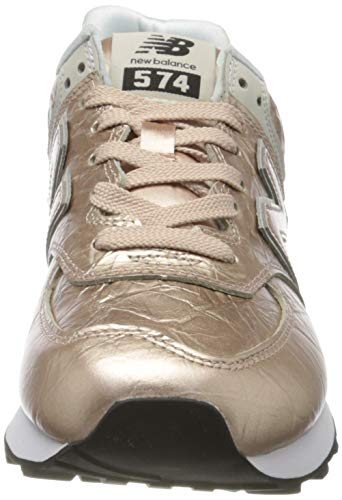 New Balance 574v2, Zapatillas Mujer, Dorado (Rose Gold Rose Gold), 40 EU