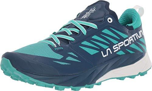 La Sportiva KAPTIVA Women's Running Shoe, Opal/Aqua, 38