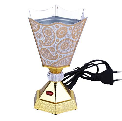 Billion Deals Vintage Style Incense Bakhoor/Oud Burner Frankincense Incense Holder Electric, Best for Gifting