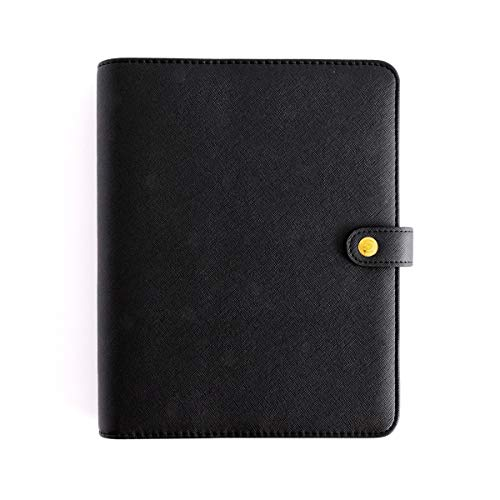 CHARUCA Planner personal A5. Negro 2022