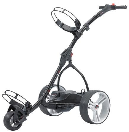MotoCaddy S1 Digital Walking Powered Golf Cart