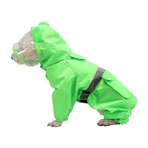 Migliori poncho da pioggia per cani: Consigli per gli acquisti