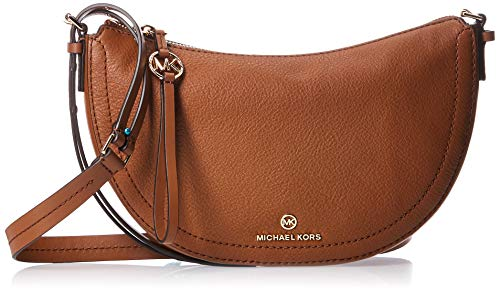 Michael Kors Damen Schulter Tasche 30H9GCDM1L Camden Luggage Leder Braun