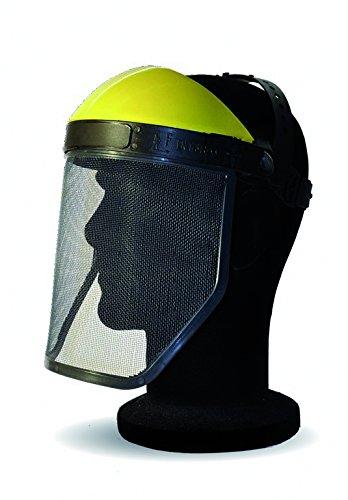 AUSONIA - Visières de Protection avec Calotte et écran en Treillis métallique