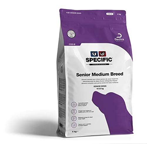 Specific Canine Senior Cgd-M Medium Breed 12Kg 12000 g