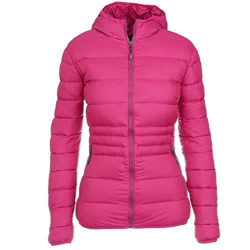 CMP Damen Daunenjacke Piuma   warm mit Kapuze   Isolierend und atmungsaktiv   mit packbarem Beutel   in vielen Farben