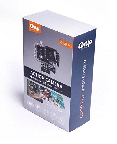 GITUP GIT2P PRO EDITION (Nuevo modelo 2017) Sensor Panasonic 2160P 24fps 1080p 60fps, WIFI, FOV 170º,120º, Panasonic MN34120PA 16MP, estabilizador...