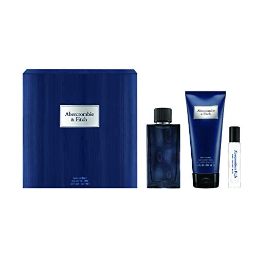 Abercrombie & Fitch First Instinct Blue Gift set