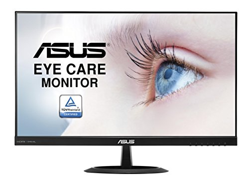 ASUS VX24AH 24 Inch Gaming Monitor (Frameless IPS 5 ms Console with Dual HDMI ports, 2560 x 1440, 300 cd/m2)