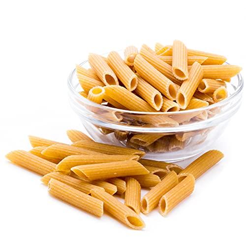 PASTA PROTEICA Line@diet | 7 monoporzioni di PENNETTE | 55% PROTEINE e SOLO 25% CARBOIDRATI | 350g