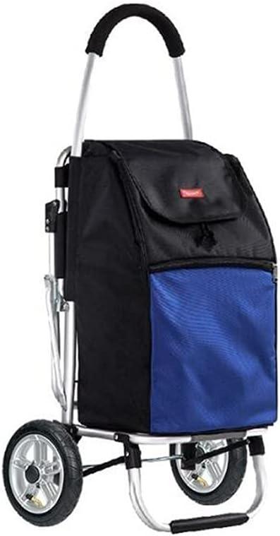 XIAOQIU Shopping Cart Trolley Popular brand in Mesa Mall the world Folding Portable