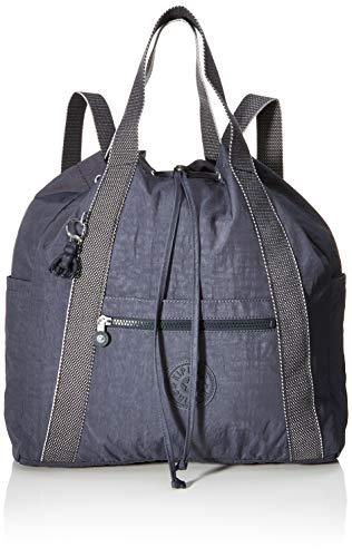 Kipling Art Backpack M Luggage, 19.0 liters, Night Grey