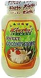 Fiesta Pinoy - Sweet Coconut Sport - Coco Dulce Rallado en Conserva - 340 Gramos