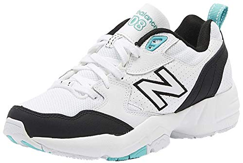 New Balance 708 Damen Weiß/Schwarz/Aqua Sneakers-UK 8 / EU 42