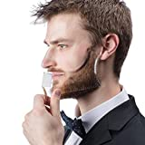 Beard Shaper Template Shaping Tool, NewChiChi Transparent St