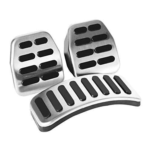 Pedale manuale automatico, pedale cambio manuale in acciaio inox Kit pedale cambio