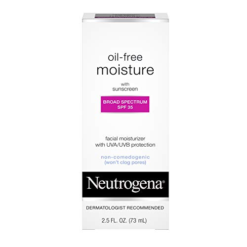 Neutrogena Oil-Free Daily Long Lasting Facial Moisturizer