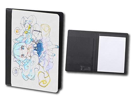 cartella Elegante Cute Kawaii Hatsune Miku Capitan America schoolar Binder