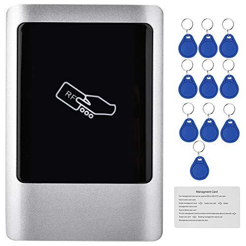 Cerradura RFID Cerraduras eléctricas para Puertas 18.5 * 13.5 * 5.5cm Puerta Segura para el hogar(ID)