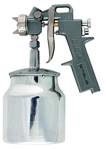 Pistola De Pintura Com Tanque Baixo, Alimentação Por Sucção Stels