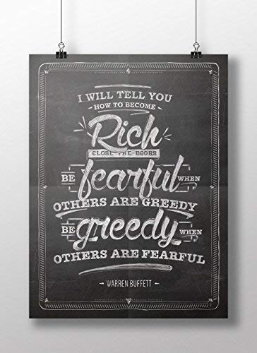 Warren Buffett's most famous quote