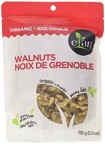ELAN Organic Walnuts 150 Gram