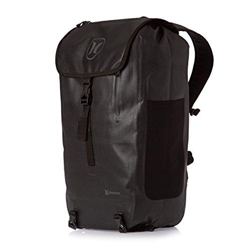 Hurley Phantom Backpack, Black/Total Orange/Anthracite, Qty
