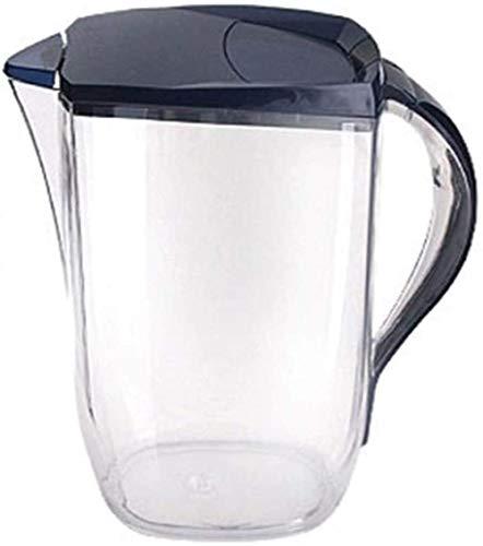 SKYEI Tetera Kettle 2l Jugo Jugado Juguete Transparente Plástico Botella de Agua Capacidad Juguete de Gran Capacidad Jugado con Tapa Regalos de Enfriador Resistente al Calor para la Familia
