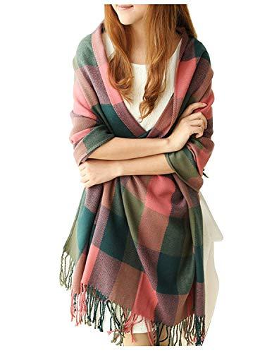 Ysense Lightweight Oversized Blanket Scarf