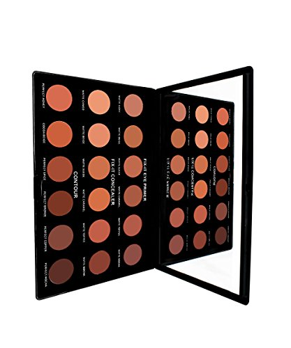 CONCEALER PALETTE - MEDIUM TO DEEP by Sacha Cosmetics
