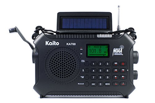 Best Weather Radio & Emergency Radio Reviews for NOAA Alerts