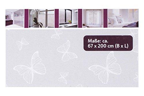 Melinera® venster zichtwerende folie melkglasfolie zelfklevend 67 x 200cm