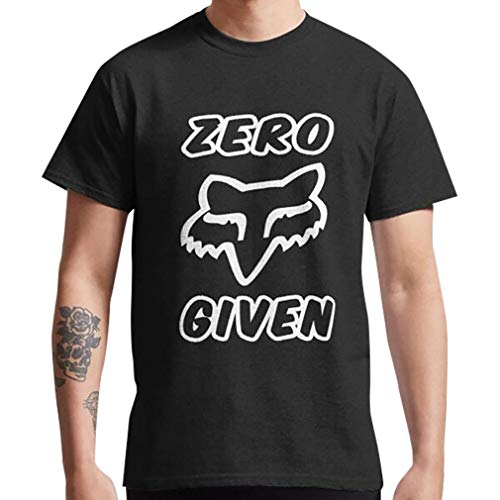 Zero Fox's Given Funny Motocross Dirt Bike Mountain Biking Jet Skiing and ATV Quad Biker Gift T-Shirt, Long Tee, Tank Tops, Hoodie, Sweatshirt for Men Women