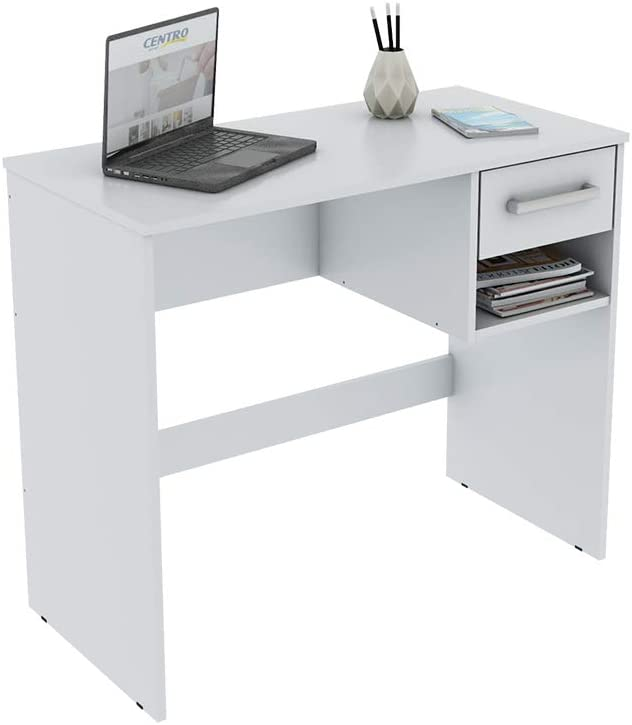 Rome Quality inspection Desk - Some reservation Home Office Modern Wor Table White Computer Laptop