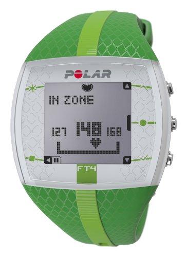 Polar USA Unisex FT4 Green/Green Watch