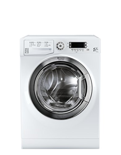 Hotpoint-Ariston FDD 10761 XR EU lavadora - Lavadora-secadora (Frente, Independiente, Color blanco, 7 kg, 1600 RPM, A)